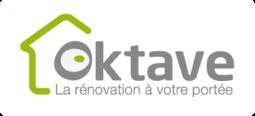 logo oktave - menuiserie bitsch membre groupement