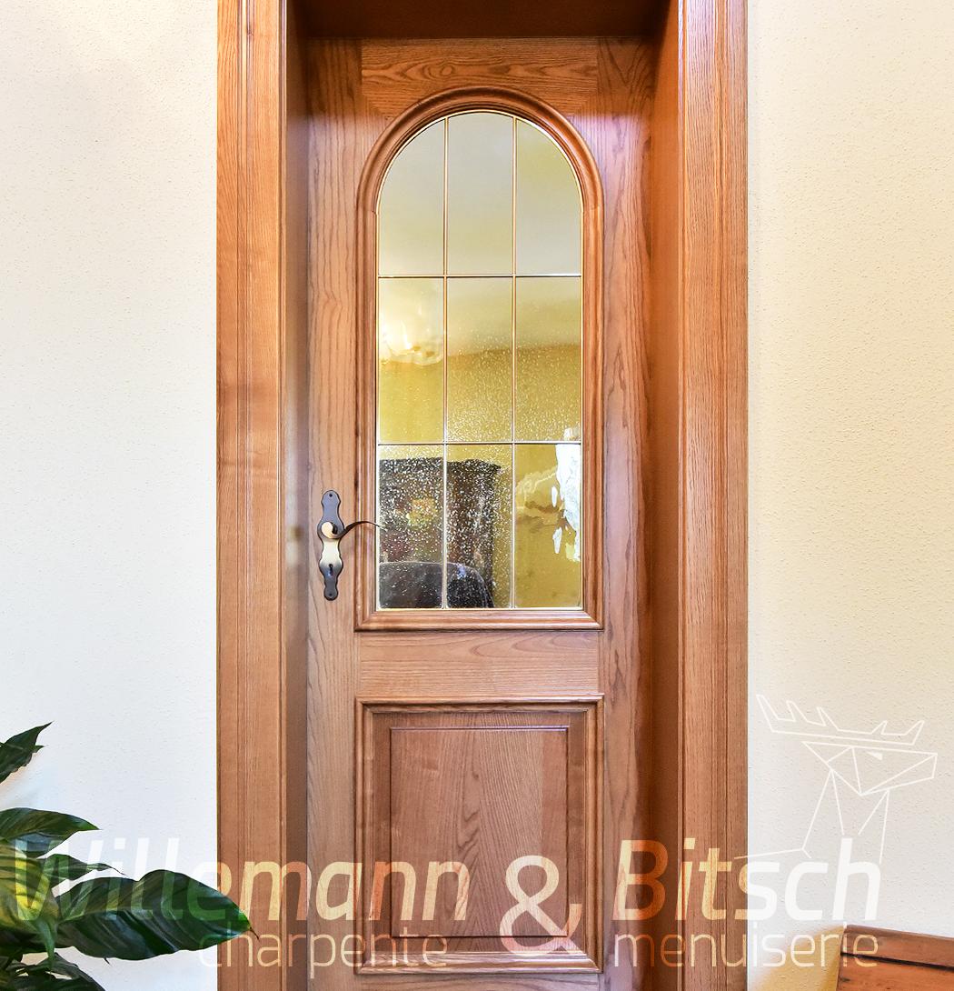 Porte prestige panneaux willemann bitsch for Porte interieur isophonique