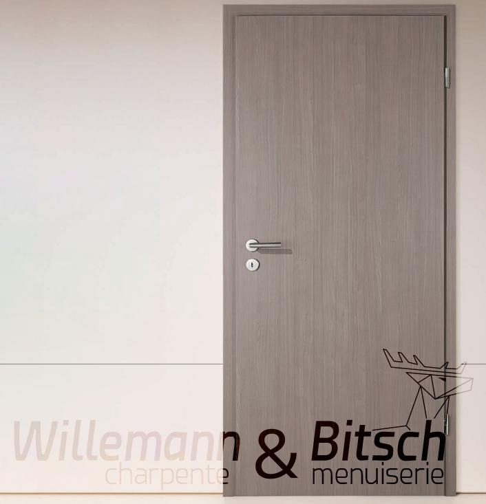 Porte atmosph re isoplane willemann bitsch for Porte interieur isophonique