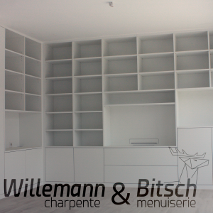 placard armoire dressing willemann bitsch. Black Bedroom Furniture Sets. Home Design Ideas