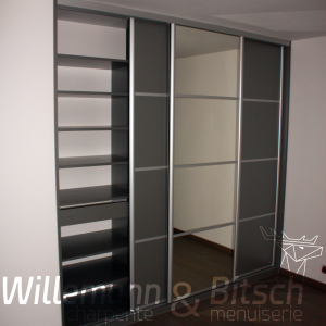 placard armoire dressing willemann bitsch. Black Bedroom Furniture Sets. Home Design Ideas