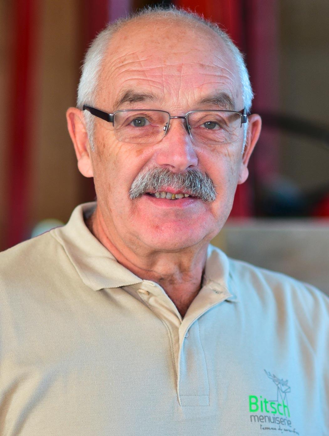 Gérard - menuiserie