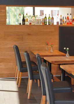 locaux commerciaux pro professionnels revêtement revêtements habillage bois stratifié vinyle