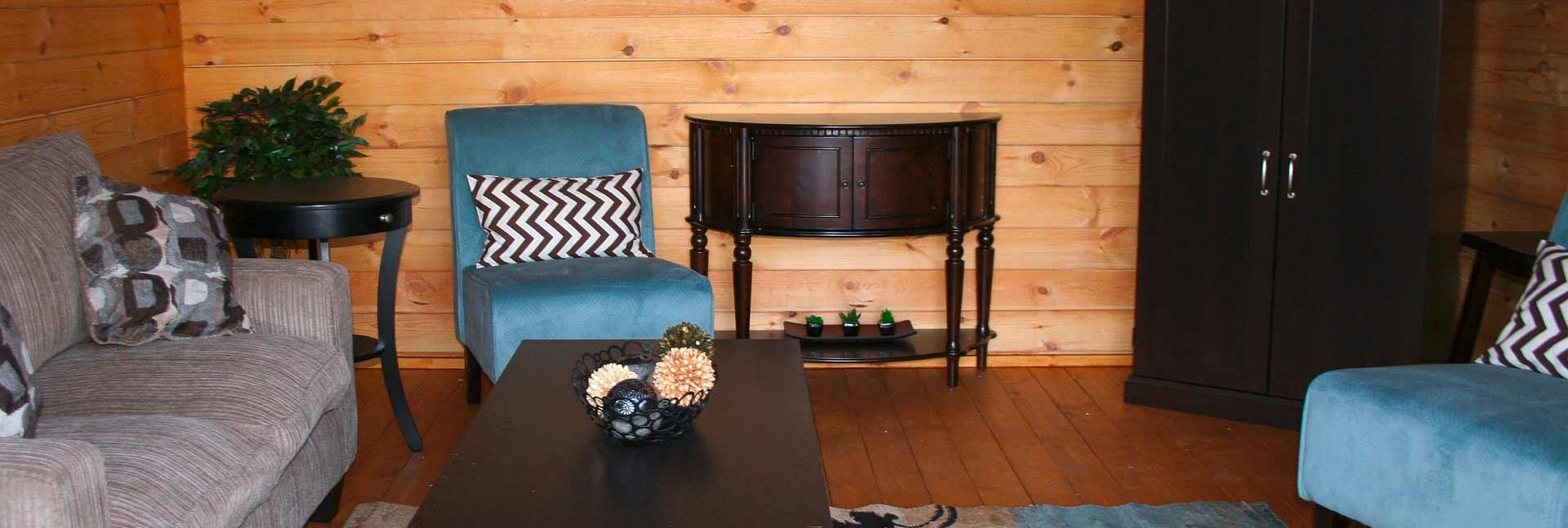 revêtements sol et murs espace détente confort bitsch menuiserie