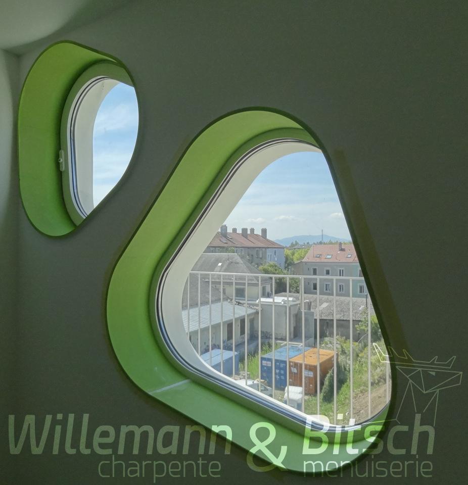 fenêtre sur-mesure - Mulhouse - Alsace