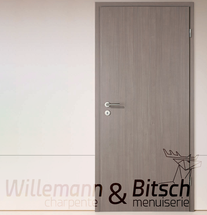 Porte atmosph re isoplane willemann bitsch for Porte interieur isophonique
