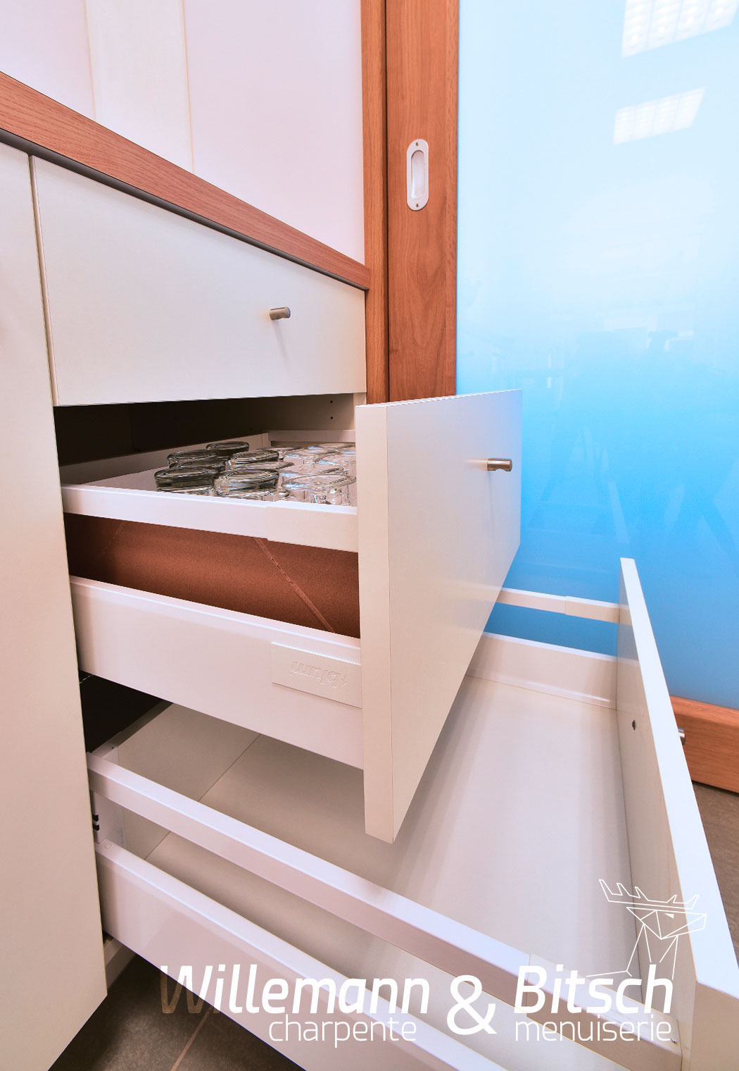 tiroir bois alsace menuiserie agencement meuble mobilier modulable personnalisable