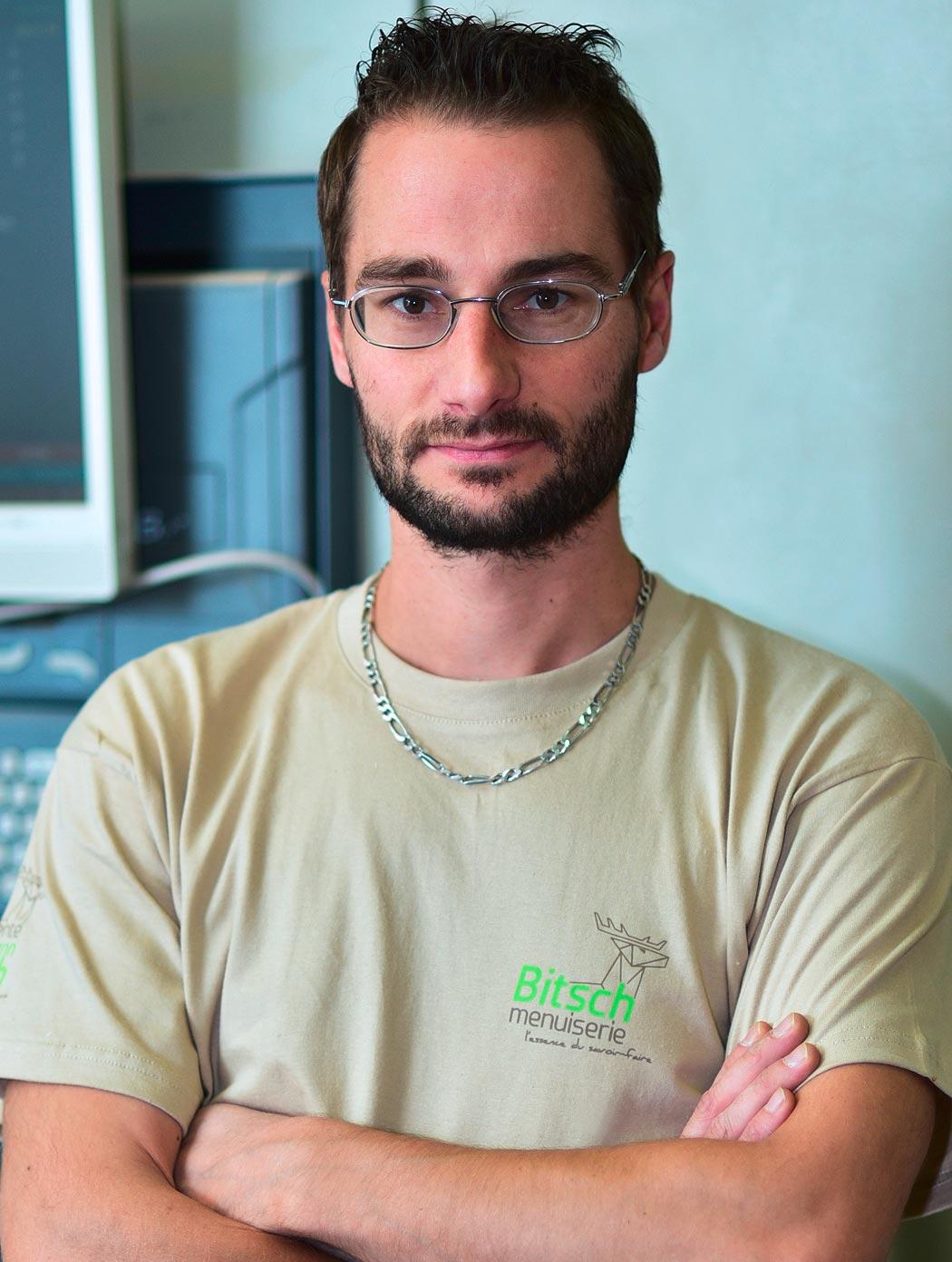 Sylvain - Technicien centre d'usinage