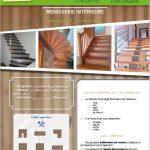 Fiche produit miniature - escaliers et garde corps