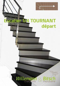 escaliers-&-garde-corps-menuiserie-Bitsch---esquisse-5---1_4-TOURNANT-départ